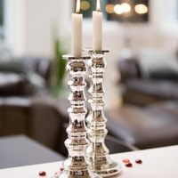 how to get melted candles out of a glass holder ehow