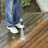 How To Clean Mold And Mildew From Wood Decks Ehow