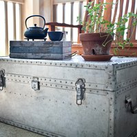 How To Clean Rust Off Of Antique Metal Trunks Ehow