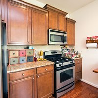 the best type of paint for kitchen cabinets with pictures