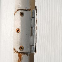 How To Change The Swing Of A Door With Pictures Ehow
