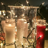 Ideas on Where to Hang Christmas Lights in a Bedroom | eHow