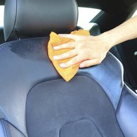 how to remove water stains from car seats ehow. Black Bedroom Furniture Sets. Home Design Ideas
