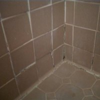 How to remove black mold from bathroom tile ehow - Cleaning mold off bathroom walls ...