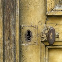 How To Remove Old Paint From Door Knobs Ehow