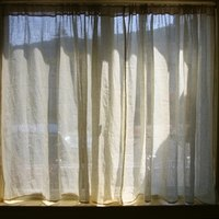 How To Hang Curtains Without Drilling Ehow