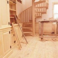 How Do I Build A Wooden Stair Rail On Spiral Stairs Ehow
