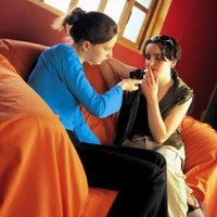 how to get a smoke smell out of a sofa ehow. Black Bedroom Furniture Sets. Home Design Ideas