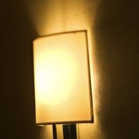 How to Install a Wall Sconce Without Putting a Hole in the Wall eHow