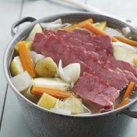 how to cook frozen corned beef