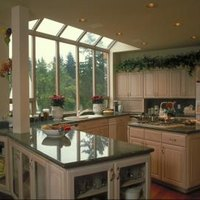 Satin vs semi gloss kitchen cabinets ehow for Best paint sheen for kitchen cabinets