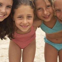 girls pubic hair development stages of puberty in girls ehow
