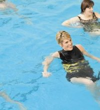 Water-based fitness appeals to many types of exercisers: seniors, people with joint problems, obese people and those who simply love moving in water. ...