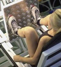 The incline leg press is known by many names, including the hip sled and the 45-degree leg press. It works by loading weight onto the foot platform, ...
