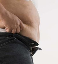 Midriff roll, also known as spare tire, muffin top or belly fat, is a particularly dangerous accumulation of fat around the stomach that can spill ...