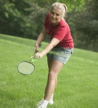 Speedminton is a fast-paced sport; this combination of badminton, squash and tennis is the creation of German inventor Bill Brandes. Brandes ...