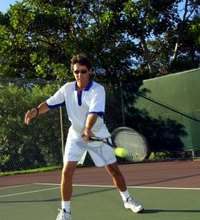 Increasing the speed or pace of a tennis ball can certainly give you an advantage over your opponent. A fast serve strategically placed can win you a ...