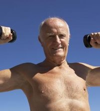 "As you age, you gradually lose muscle mass. An analysis of survey data published in the ""Journal of the American Geriatric Society"" ..."