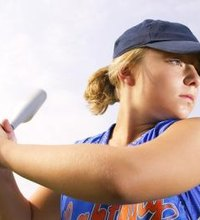 With so much throwing, pitching and batting, the arms get quite a workout during most softball games and practices. As such, while it may seem ...