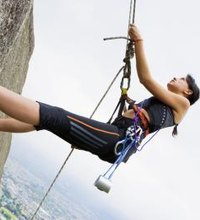 You don't need bulging biceps or a tiny waistline to enjoy the fitness benefits of rock climbing. This increasingly popular sport provides people of ...