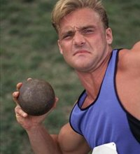 In shot put, a track and field event that involves throwing a metal ball known as a shot, participants compete to achieve the longest throw distance. ...