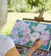 To be a professional artist, your paintings have to sell. If selling isn't in your skill set you need a partner such as an agent, art gallery or ...