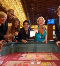 . Casinos attract people who come to try their luck at the slot machines or card tables, but those customers don't always spend all their money ...