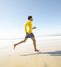 Requiring only a pair of tennis shoes and the open road, jogging is one of the most popular forms of cardiovascular exercise among adults of all ...