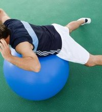 Fitness seekers often incorporate a yoga ball, also known as a stability ball, into their workout routines. Yoga balls can be purposely deflated for ...