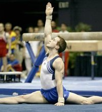 """Unlike many elements in gymnastics, a split is an attainable goal for anyone,"" says Coach Brian Bakalar on his Connecticut gym's ..."
