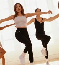 Aerobic exercise routines are combinations of movements set to a specific count. Group fitness participants expect to dance, kick, spin, jump and ...