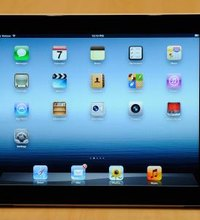 The Apple iPad is a useful tool for business owners and employees who need the functionality of a computer in a portable format. The iPad touch ...