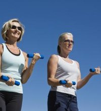 As you age, it may become more of a challenge to stay in shape. However, moderate exercise as you get older can help you stay looking and feeling ...