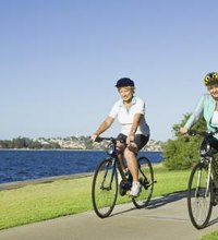 Bike riding is an excellent form of cardiovascular exercise that can enhance your social life and allow you to enjoy the outdoors. But when regular ...