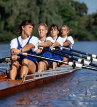 Women rowers must have atypical strength, power and endurance to excel in the sport of crew, or rowing. Powerful arm strength and impeccable ...