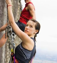 What Parts of the Body Does Rock Climbing Tone?. A steady schedule of visits to the gym and even workouts outside can feel stagnant over time, ...