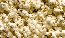 Popcorn Carbohydrate Information