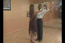Basic Male Footwork Waltz Dancing X on Box Dance Steps For Beginners