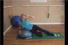 Core Exercises: Four-Point Balance images