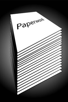 Excessive paperwork can slow down any employee.