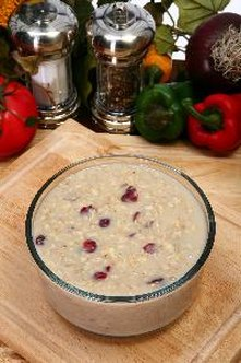 Oatmeal for breakfast keeps blood sugar stable.