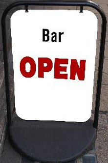 Your bar or lounge needs more than good signage to bring people in the door