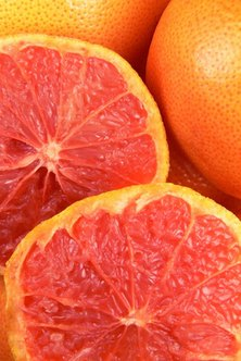All grapefruit types are packed with vitamin C.