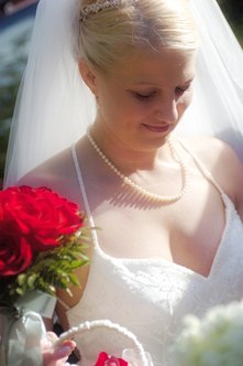 A wedding business can take various forms, from bridal boutique to wedding consultant.