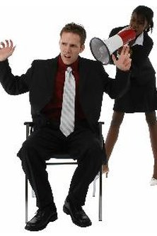 Employees should carry themselves in a professional manner in the workplace.