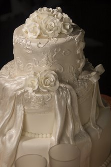 Wedding cakes are a niche area that you can specialize in.