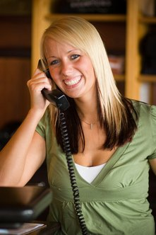 Customer service--on the phone or in person--should be polite.