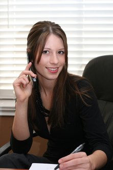 HR and administrative assistants handle a variety of communications tasks.