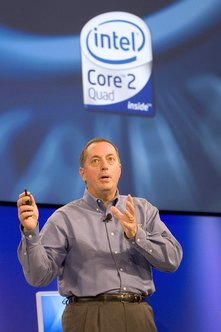 Intel produces multi-core CPUs.