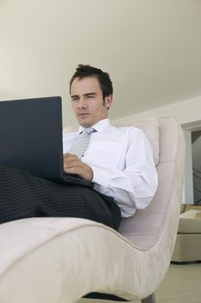 Placing a laptop on your lap often causes overheating.